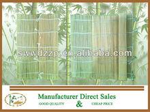 White bamboo sushi mat