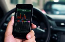 UBI solution, with OBD telematics dongle, smartphone APP, web software