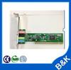 4 Channel PCI 3D Audio Sound Card Game Port MOQ50