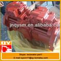K3v112dt kawasaki bomba de pistão hidráulica kobelco sk250-8 sk210-6