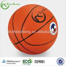 Mini leather basketballs