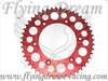 pit bike heavy duty CNC rear sprocket 428-41T red ,dirt bike parts ,ATV parts