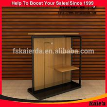 Al dettaglio di abbigliamento scaffali dei negozi/negozio usato scaffali per la vendita/negozio scaffalature