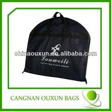 Wholesale non woven garments bags suit cover