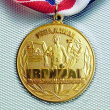 Ironman 3D Custom Sport Medal