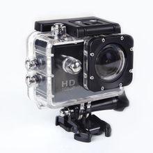 100% original Full HD H.264 12MP Sport Action Camera Diving DVR DV SJ4000 Min 30M Waterproof extreme Sport Helmet Action Camera