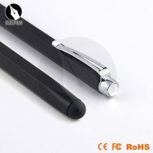 touch stylus pen for smart phone,metal spring pen holder