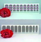 Hot sale and lady high quality korea nail sticker