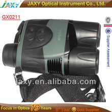Gx0211 5*42 digital caça noturna visão óculos lunetas/binóculos de visão noturna