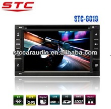 "6.2""/6.95"" Android Tablet Double Din Car DVD Player *2014 NEW DESIGN! STC-6019*"