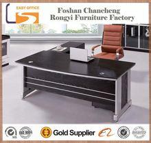 2014 New design MDF wooden height adjustable office desks