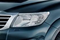 HEADLIGHT HEAD LAMP AUTO LAMP AUTO PARTS CAR ACCESSORIES FOR TOYOTA HILUX VIGO 2012 L 81170-0K390 R 81130-0K390