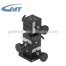 gmt el eje de xyz de piñón y cremallera tipo de posicionamiento lineal etapa de cola de milano