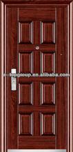 HIGH SECURITY economical exterior school doors