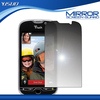Best price of mobile phone mirror screen protector for HTC G21