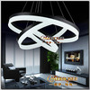 New Style LED Ceiling Light Acrylic Lamps Ring Pendant Lamp MD5060