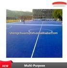 Tennis Court Floor