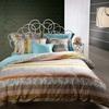 chinese custom printed bed set duvet cover