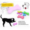 Eco-Friendly Good for Dog to Play Silicone Dog Bone