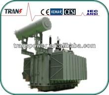 90MVA 132KV 3 phase oil immersed toroidal winding electrical power transformer