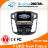 8 Inch Support Mirror-Link car dvd player for FORD New Focus 2012