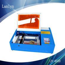 cheap new lathe machine cheap mini co2 laser seals engraving machine for stamp