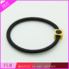 wholesale leather bracelet supplier & fashion real bio magnet leather bracelet FLM001