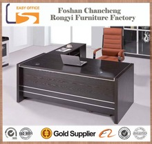 2014 Hot selling melamine wooden contemporary hot sale manager desk