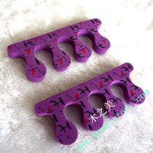 Hot brand Mumeistory nail art kit toe and nail separators