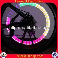 China Manufacturer Wholesale Bike lover bicycle wheel decoration