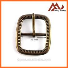 personalized men interlocking engraved belt buckle