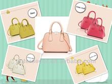 top quality pu shoulder hand bag brand