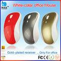 Ce fcc rohs estándar 2.4g ratón óptico inalámbrico de venta al por mayor lindo ratón inalámbrico