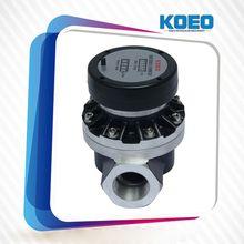 Ampliamente utilizado totalizador de flujo de aceite metro