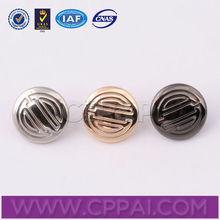 Japan quality standard small metal shank button