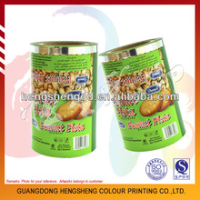 laminated printing roll packaging film for peanut