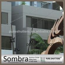SS009001 Sombra Sliding shutter door