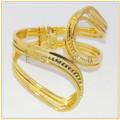 Oro- plateado pulseras brazaletes aolly