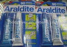 Araldite AB Epoxy Adhesive glue 90 minutes 17ml