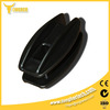 Black plastic end strain insulator,terminal insulator,end post insulator