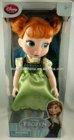 """NEW Frozen Anna dolls 16""""H, Animators collection toddler Frozen Anna dolls"""