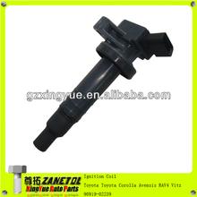 Car Ignition Coil For Toyota Corolla Avensis RAV4 Vitz 90919-02239 9091902239 90080-19015 90080-19019 90919-T2002