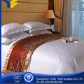 Jacquard ensemble de literie, linge de lit d'hôtel, hôtel produits textiles