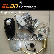 2 stroke 80cc gas bicycle engine kit (80cc)