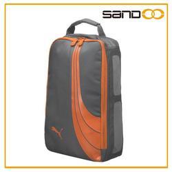 Outdoor travel cheap sport golf shoe bag, custom basketball shoe bag