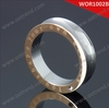 New fashion men's stainless steel jewelry ring wholesale,High quality jewelry ring