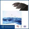 A base de carbón activado filtro de carbón msds