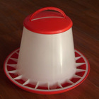 504 Hot Sale Automatic Chicken Feeders And Waterers (3kg)Of Poultry Farm