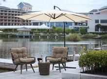Outdoor rattan design sofa sets 2 seat