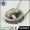 hot selling fashion birthstone ring pendant